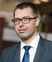 Prodziekan WIZ Łukasz Nazarko