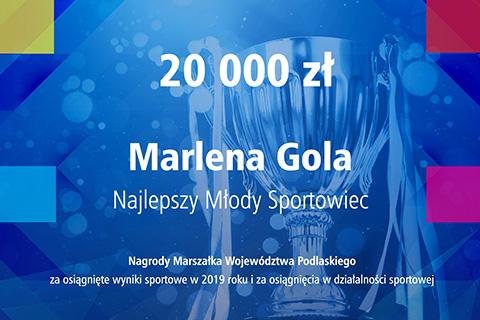 Logotyp Nagroda Najlepszy Młody Sportowiec