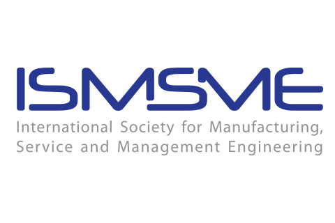 Logo ISMSME International Society for Manufacturing, Service and Management Engineering