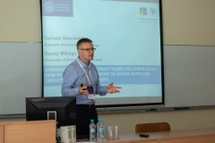 International Conference on Collaborative Innovation Development (CID) fot. T. Trochimczuk (25)