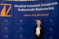 Wręczenie nagród najlepszym studentom Ekonomicznego Uniwersytetu Dziecięcego