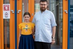 Wręczenie nagród najlepszym studentom Ekonomicznego Uniwersytetu Dziecięcego 2021 fot. T. Trochimczuk